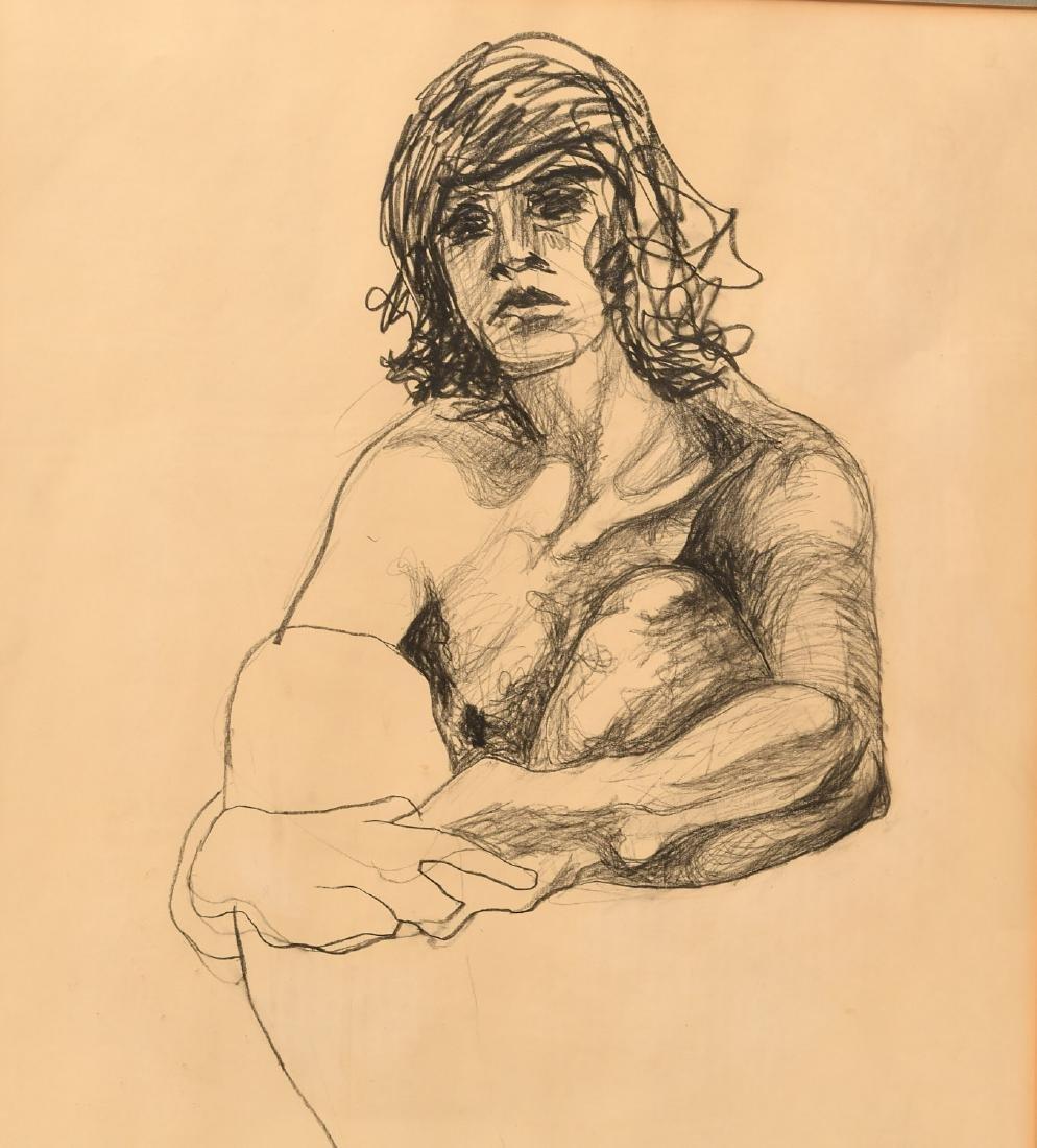 Elaine Werblud, sketch - 2