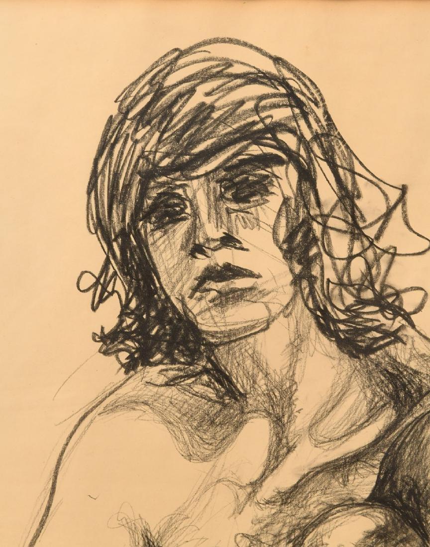 Elaine Werblud, sketch - 3