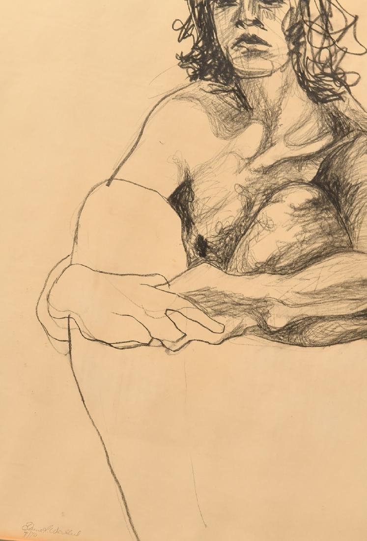 Elaine Werblud, sketch - 4