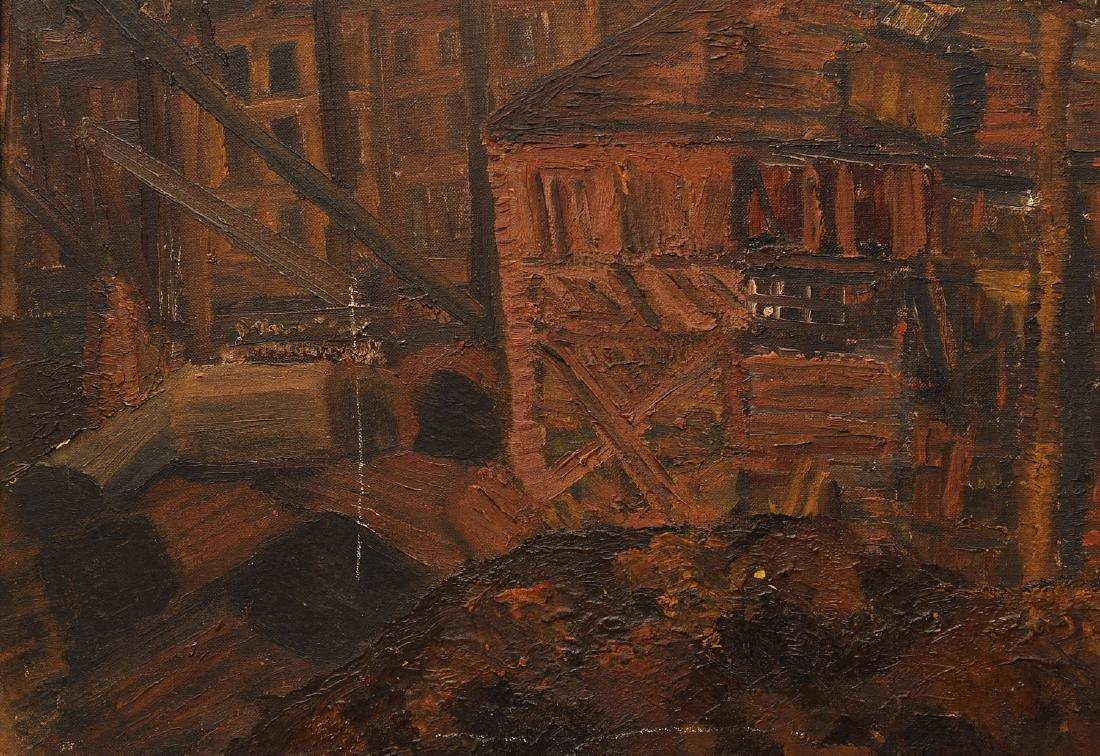 American School, painting - 3