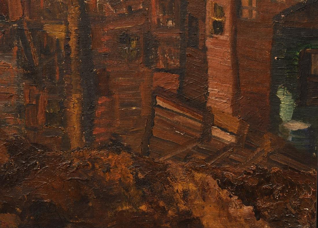 American School, painting - 5