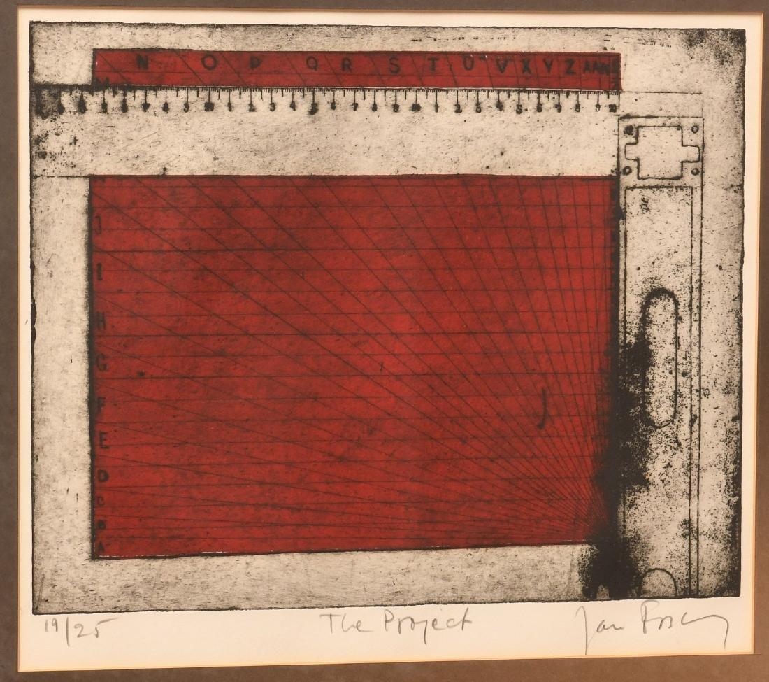 American School, lithograph - 2