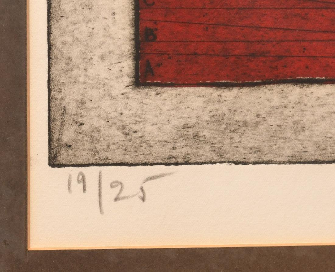 American School, lithograph - 4