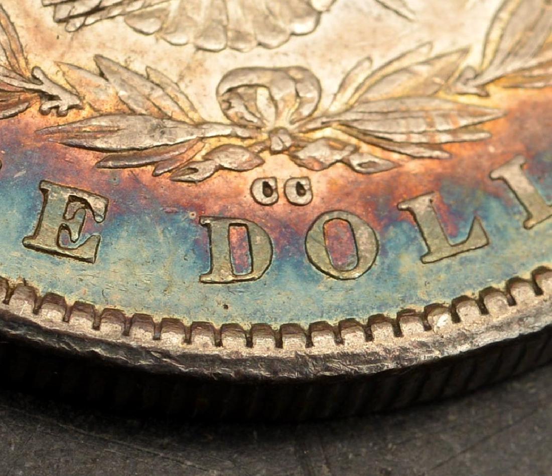 (3) 1878 Morgan silver dollars - 5