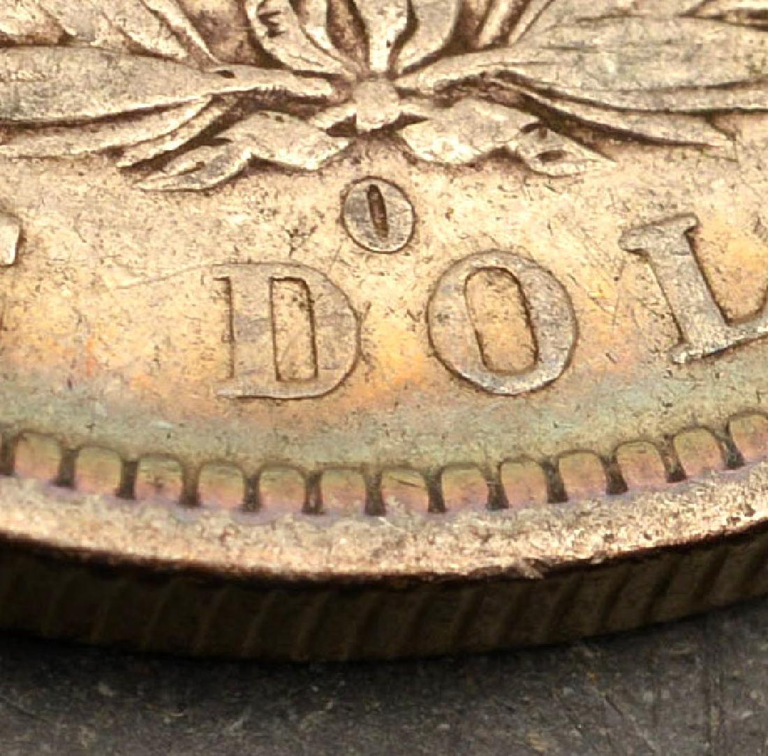 (6) 1882 & 1883 Morgan silver dollars - 4