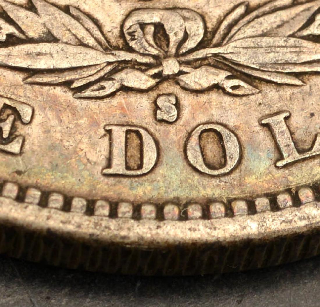 (6) 1882 & 1883 Morgan silver dollars - 5