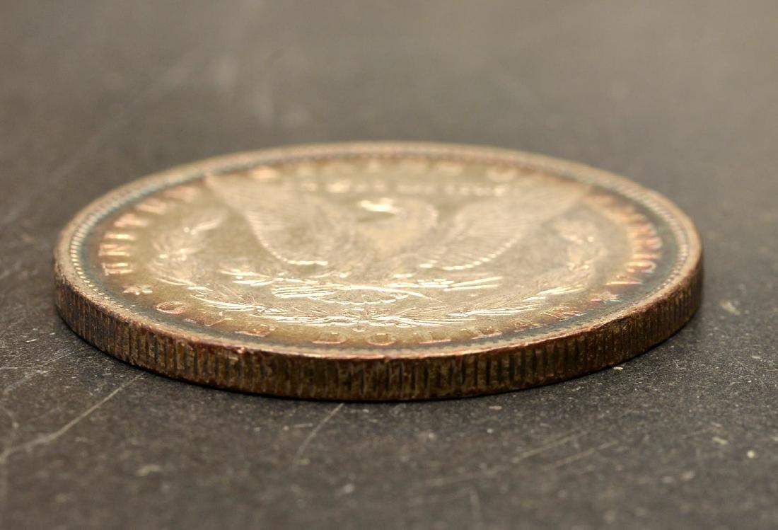 (6) 1882 & 1883 Morgan silver dollars - 7