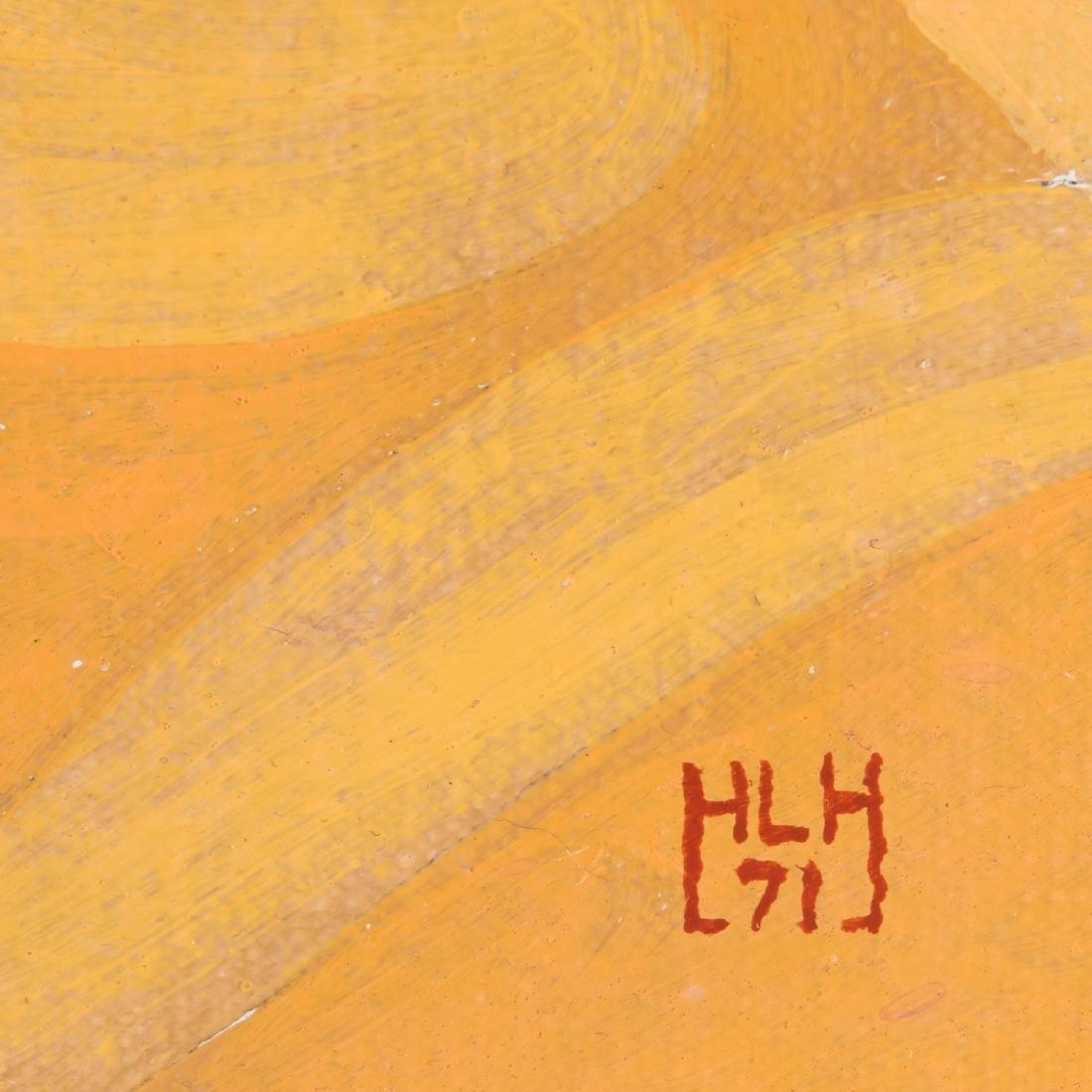 H. Lee Hirsche, painting - 4