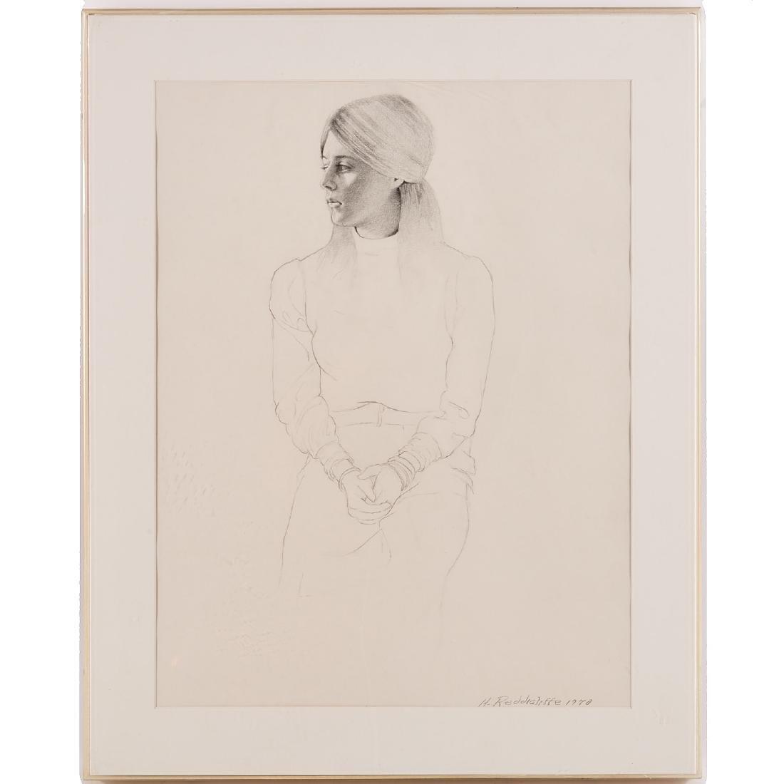Hal Reddicliffe, drawing
