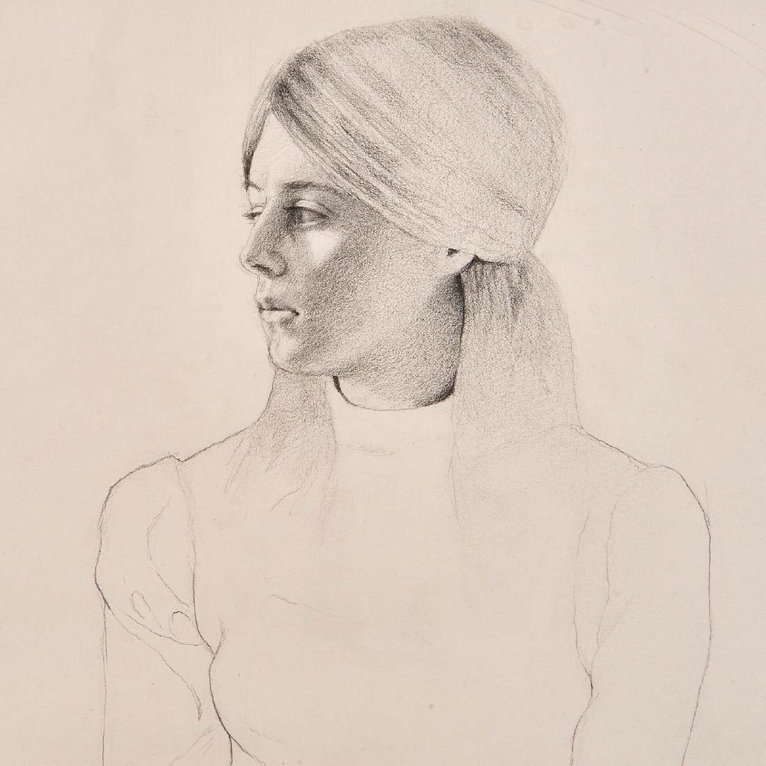 Hal Reddicliffe, drawing - 2