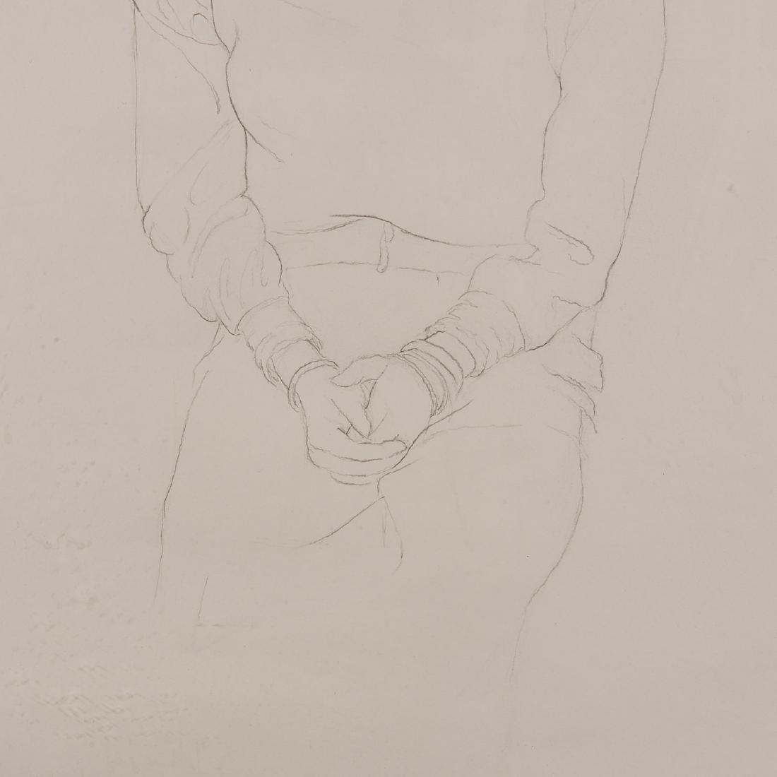 Hal Reddicliffe, drawing - 3