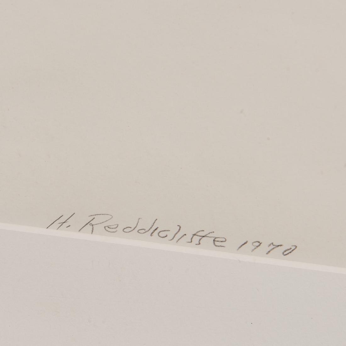 Hal Reddicliffe, drawing - 4