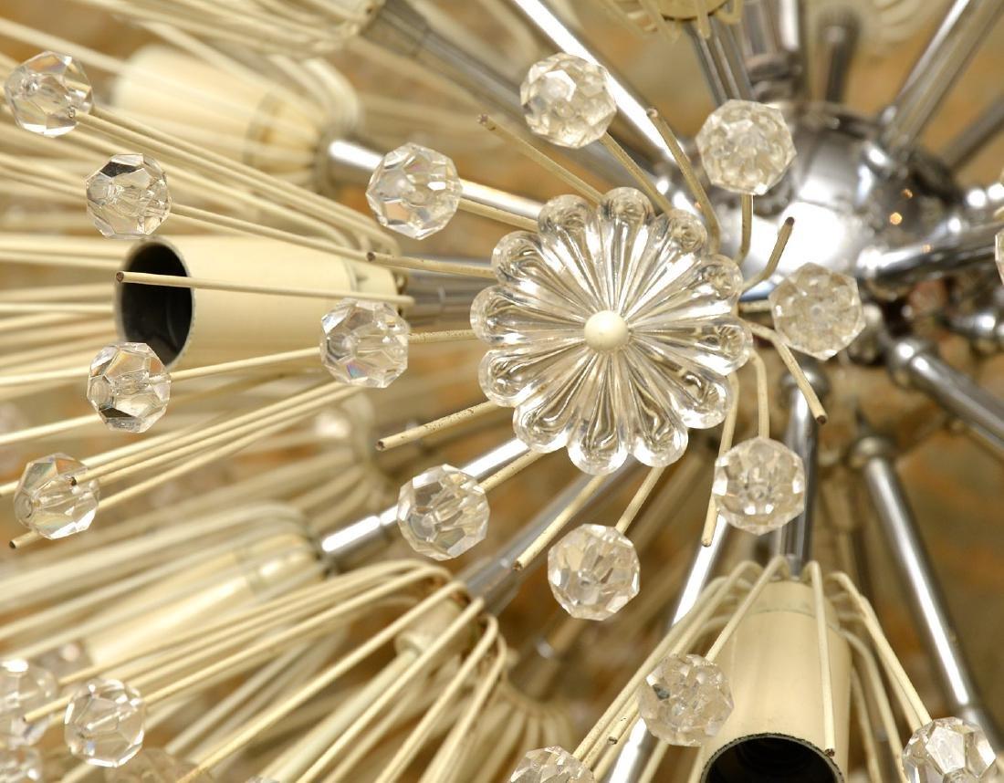 Stejnar for Nikoll, Sputnick chandelier - 4
