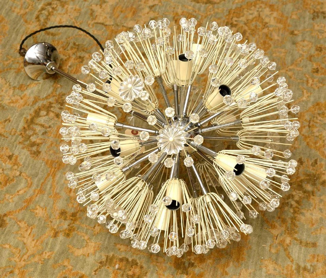 Stejnar for Nikoll, Sputnick chandelier - 6