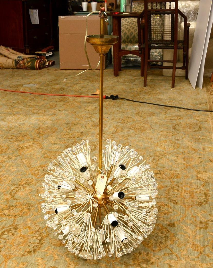 Stejnar for Nitoll, Sputnick chandelier