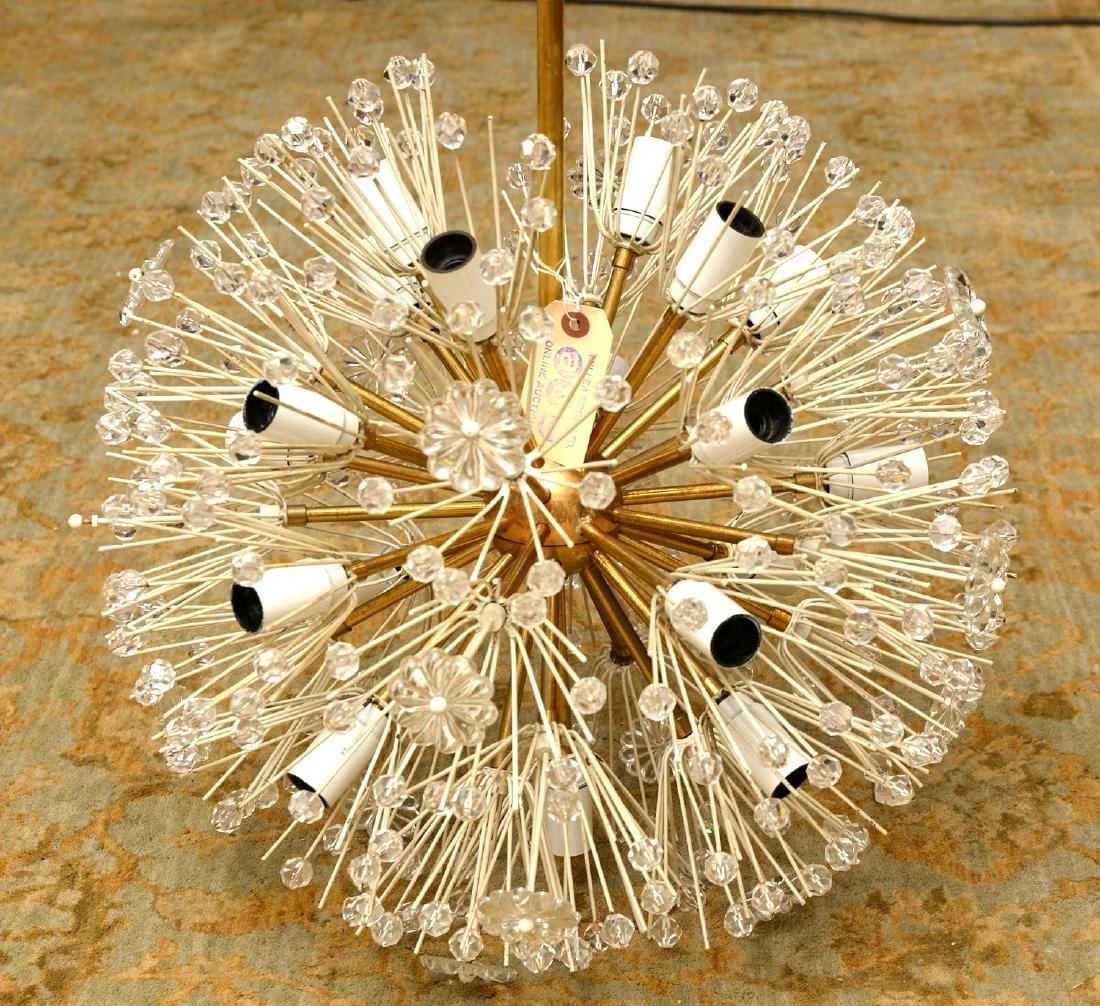 Stejnar for Nitoll, Sputnick chandelier - 2