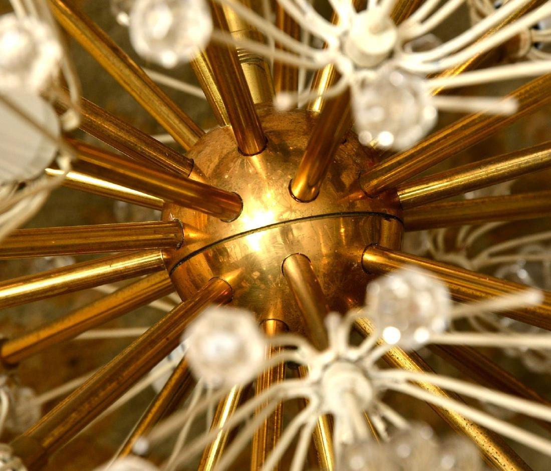 Stejnar for Nitoll, Sputnick chandelier - 7