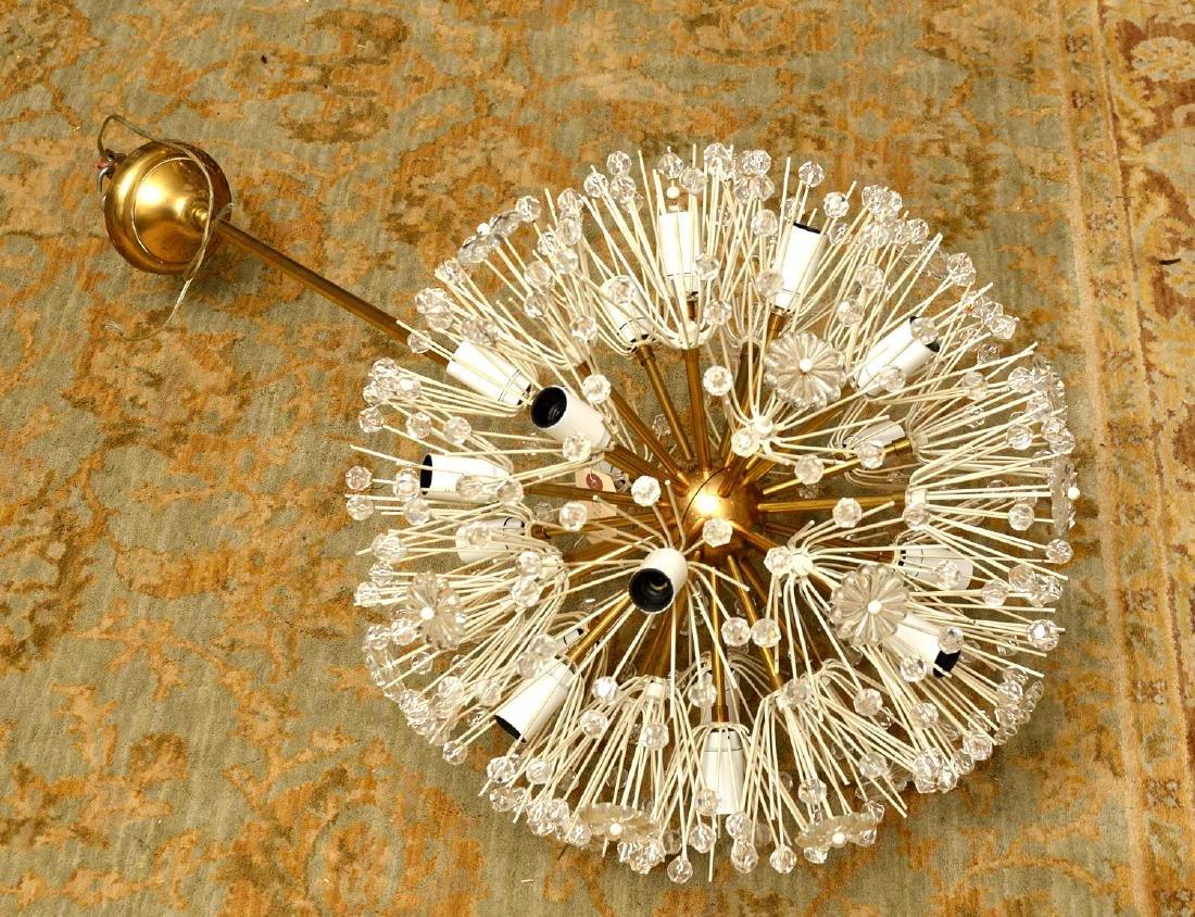 Stejnar for Nitoll, Sputnick chandelier - 8