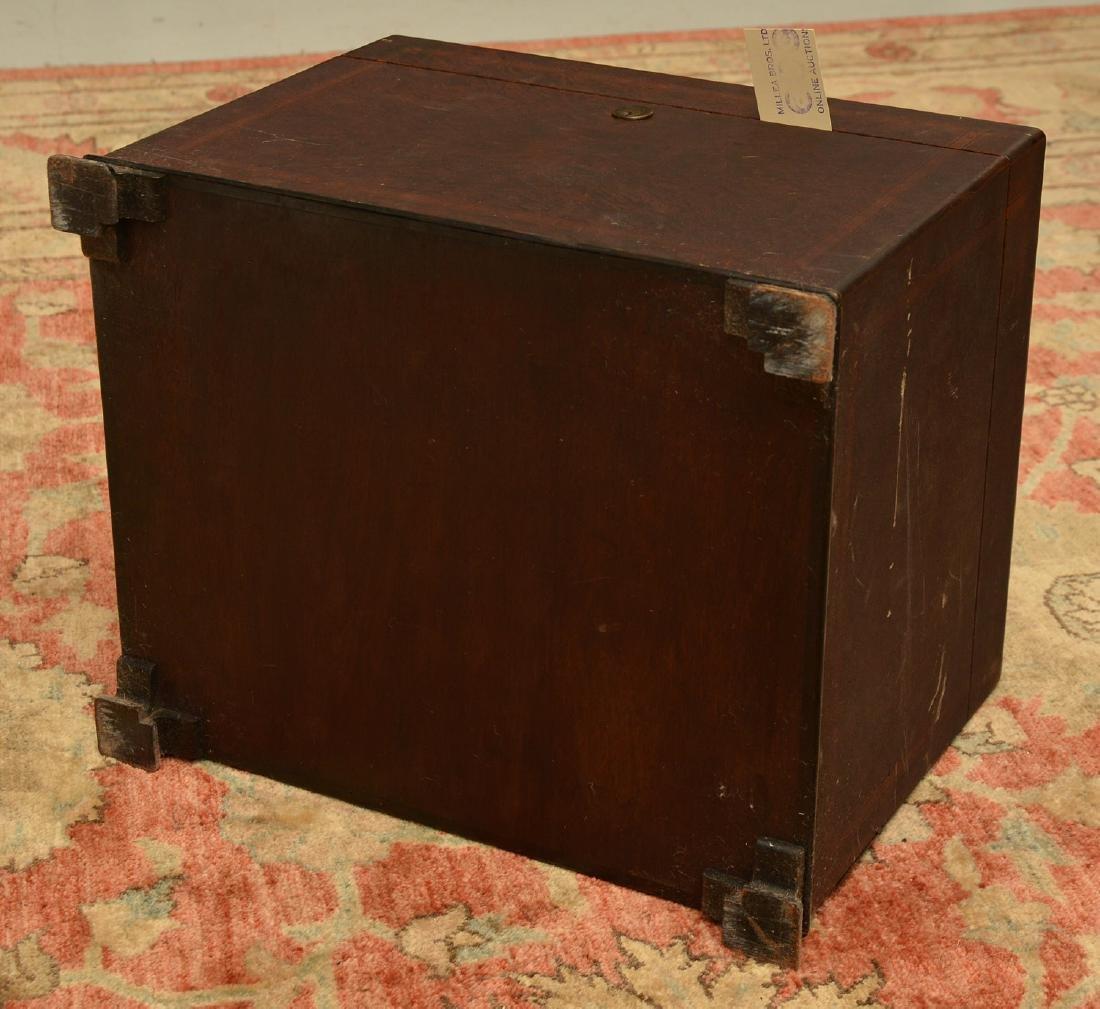 Alfred Dunhill burlwood cigar humidor - 10