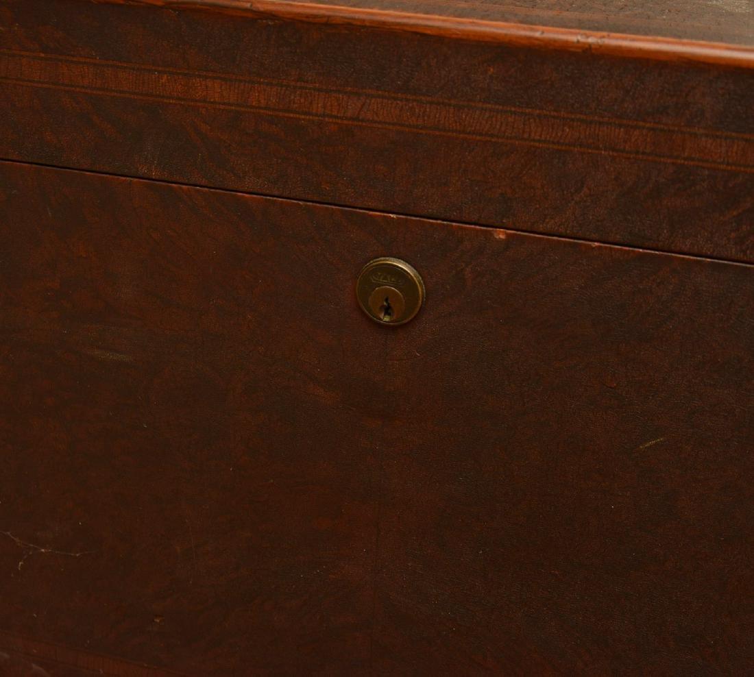 Alfred Dunhill burlwood cigar humidor - 3