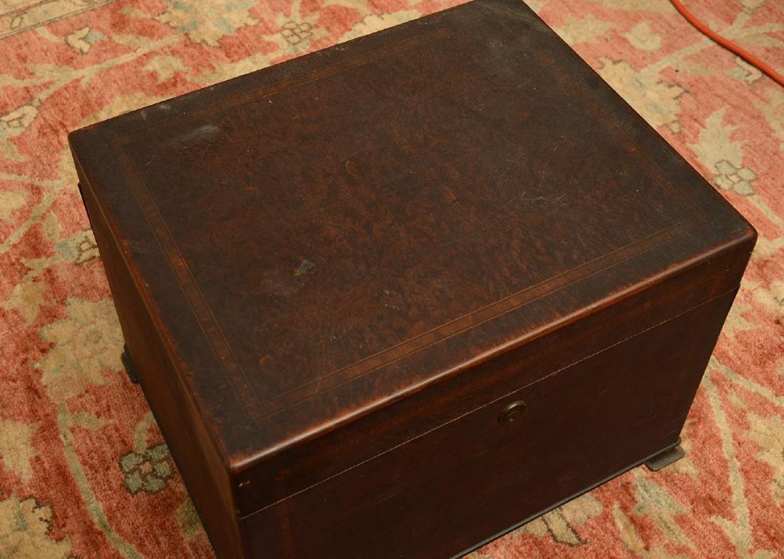 Alfred Dunhill burlwood cigar humidor - 4