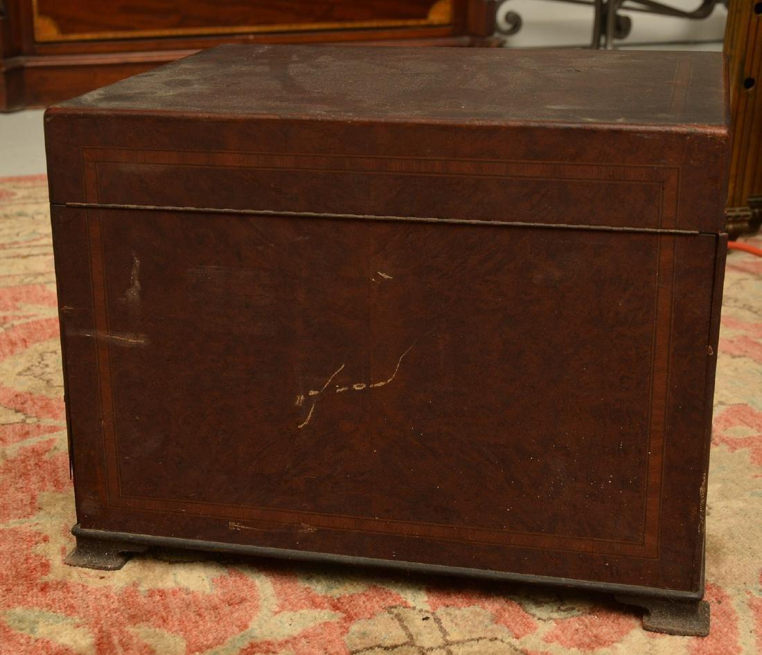 Alfred Dunhill burlwood cigar humidor - 5