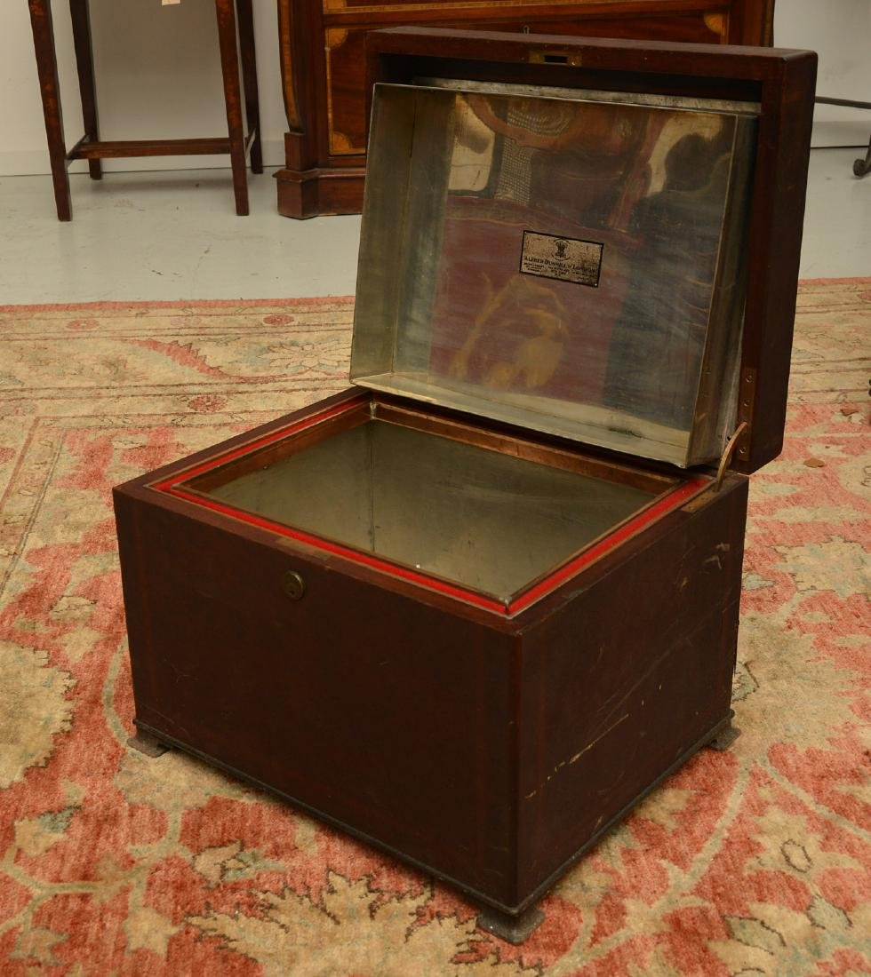 Alfred Dunhill burlwood cigar humidor - 6
