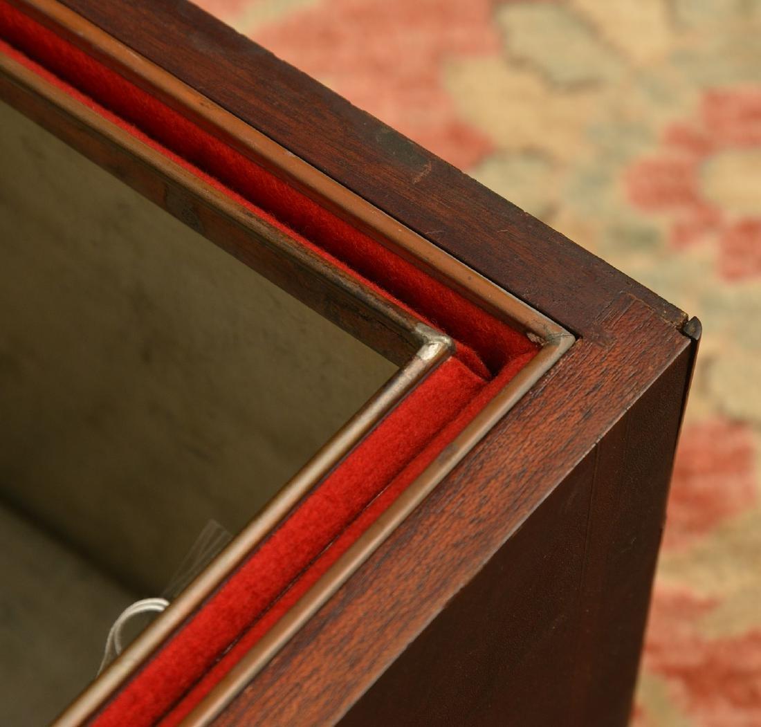 Alfred Dunhill burlwood cigar humidor - 8