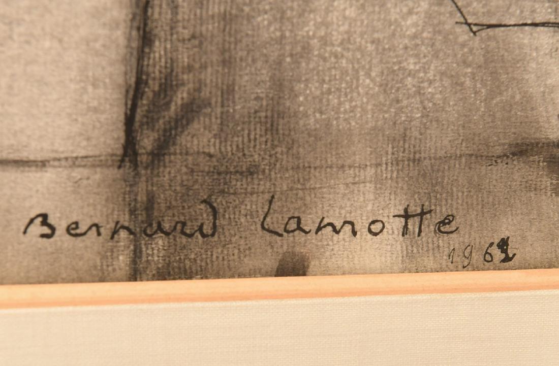 Bernard Lamotte, mixed media - 6