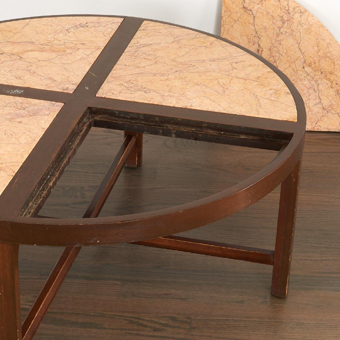 Tommi Parzinger coffee table - 5
