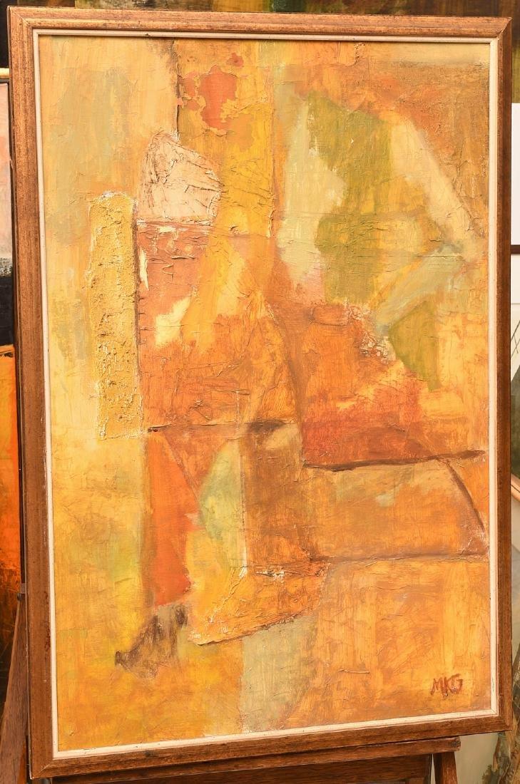 American School, painting