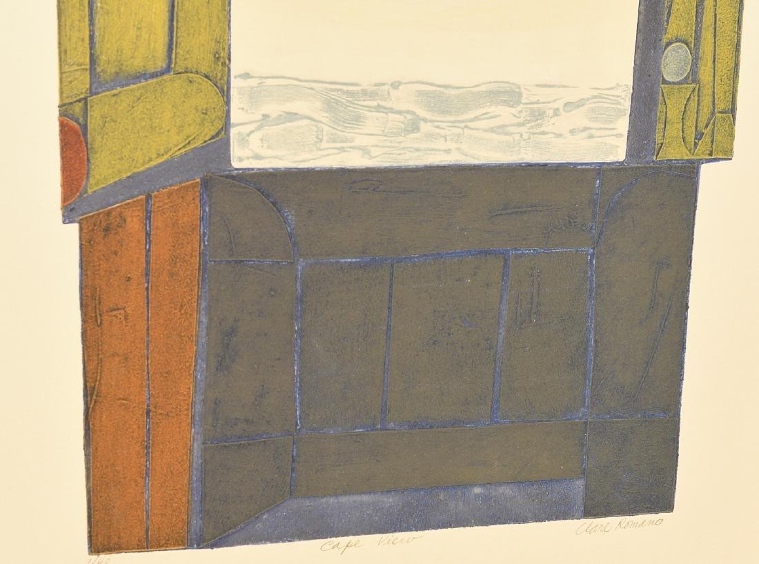 Clare Romano, lithograph - 3