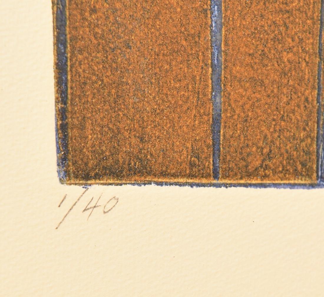 Clare Romano, lithograph - 4