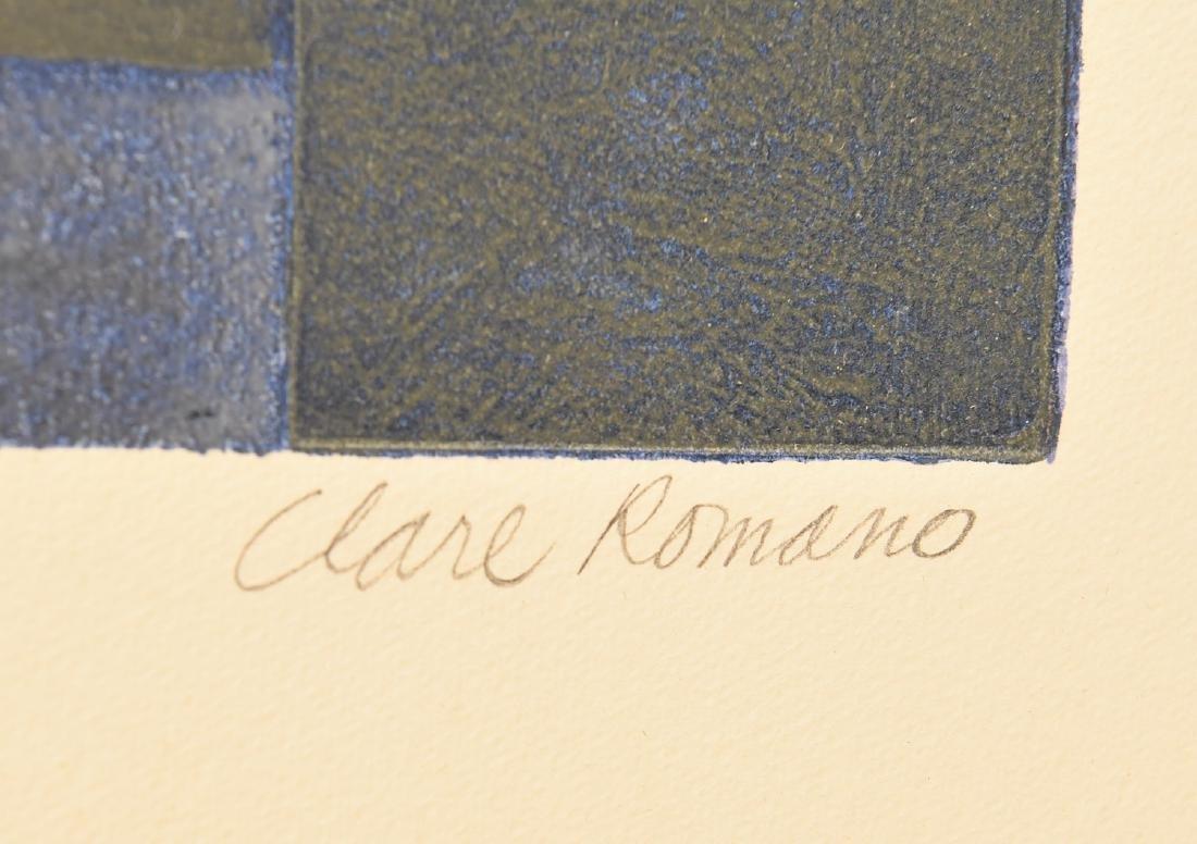 Clare Romano, lithograph - 6