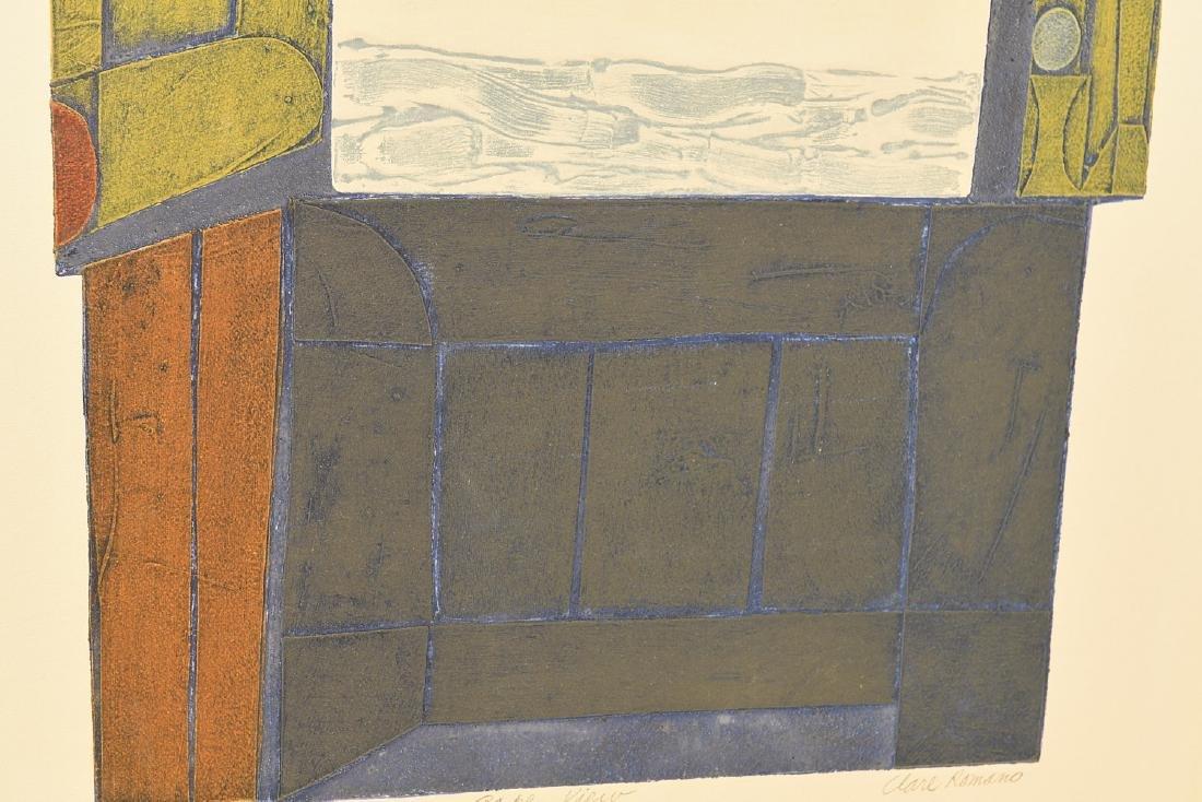 Clare Romano, lithograph - 7