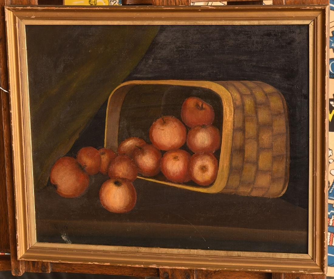 American School, still life painting