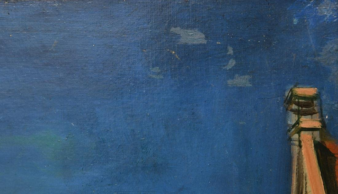 Jean Carzou, painting - 5
