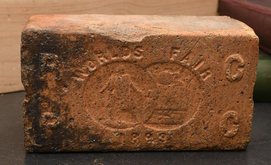 World's Fair paver brick
