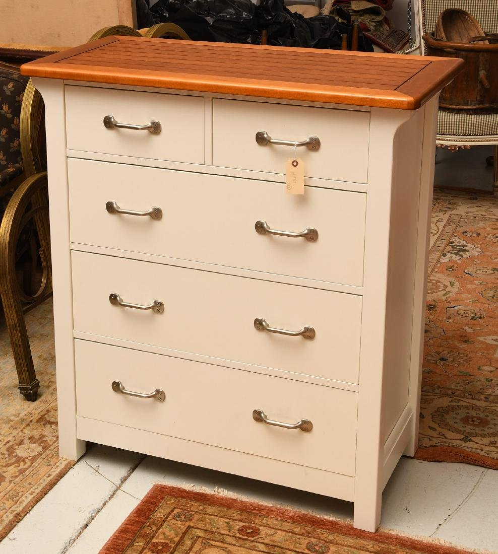 Pottery Barn Kids chest of drawers
