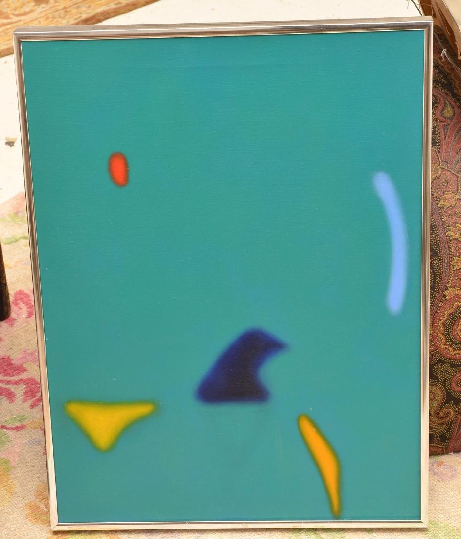 Nichols, (3) paintings - 4
