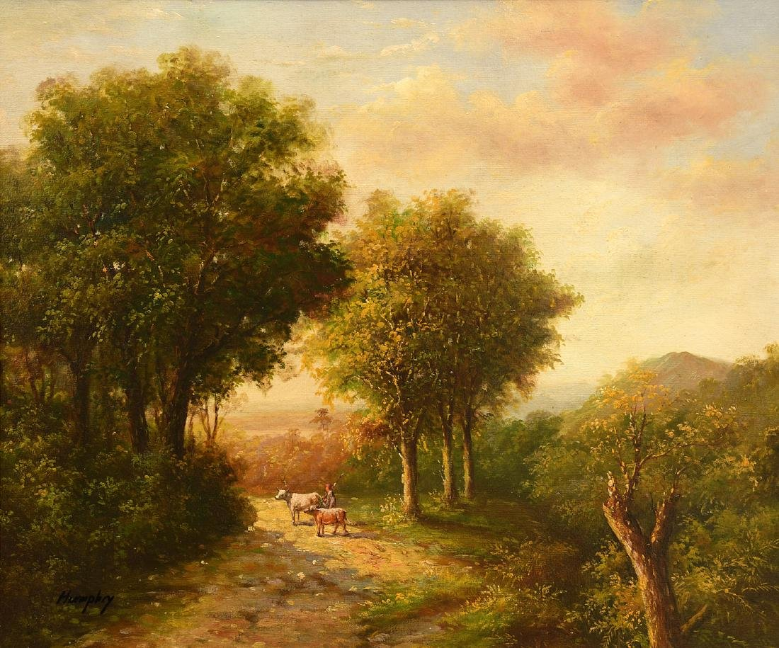 Humphry, painting - 2