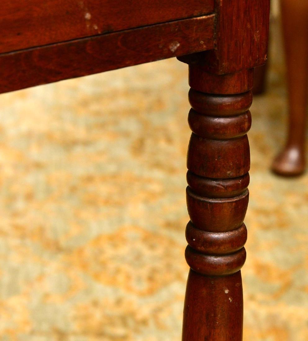 American mahogany stand - 6