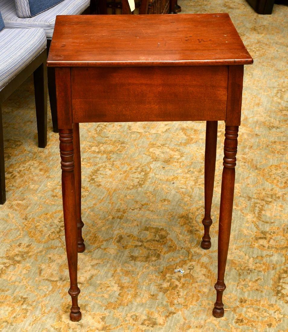 American mahogany stand - 7