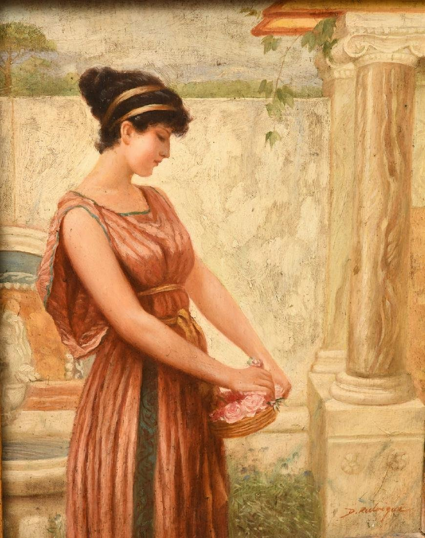 Manner of Godward, painting - 2