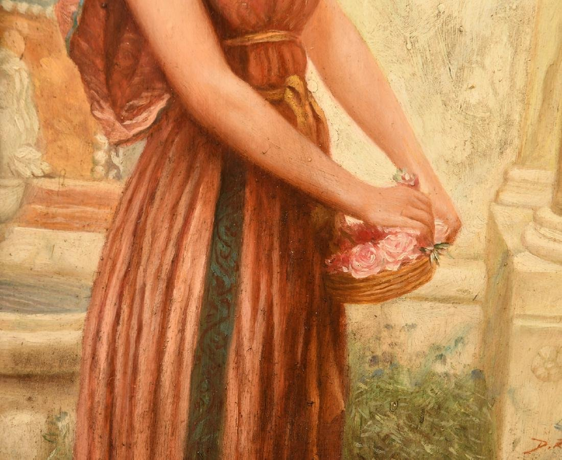 Manner of Godward, painting - 3