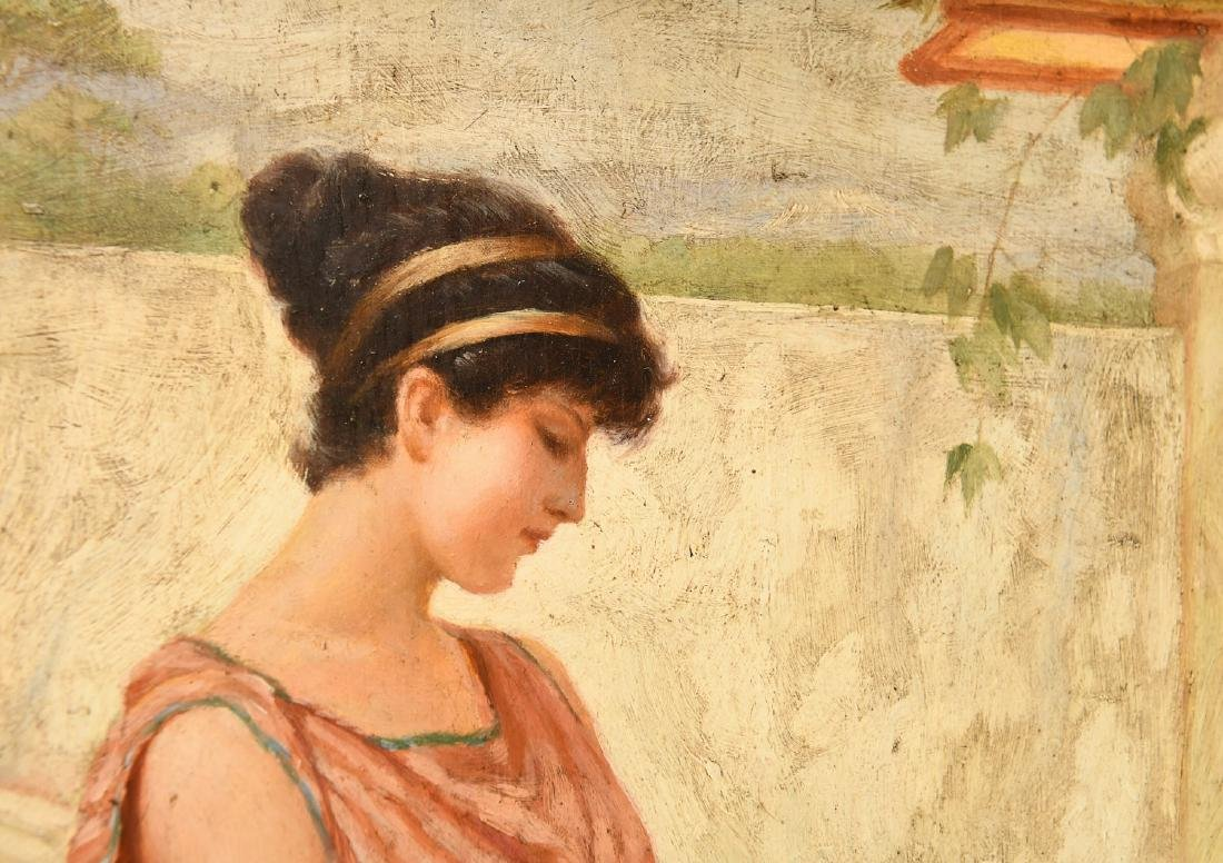 Manner of Godward, painting - 5