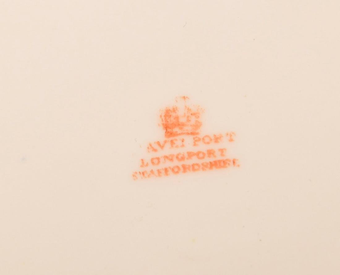 Derby, Davenport, & Aynsley Imari porcelains group - 7