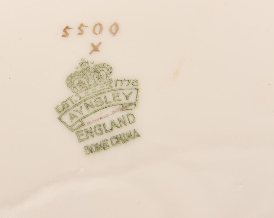 Derby, Davenport, & Aynsley Imari porcelains group - 9