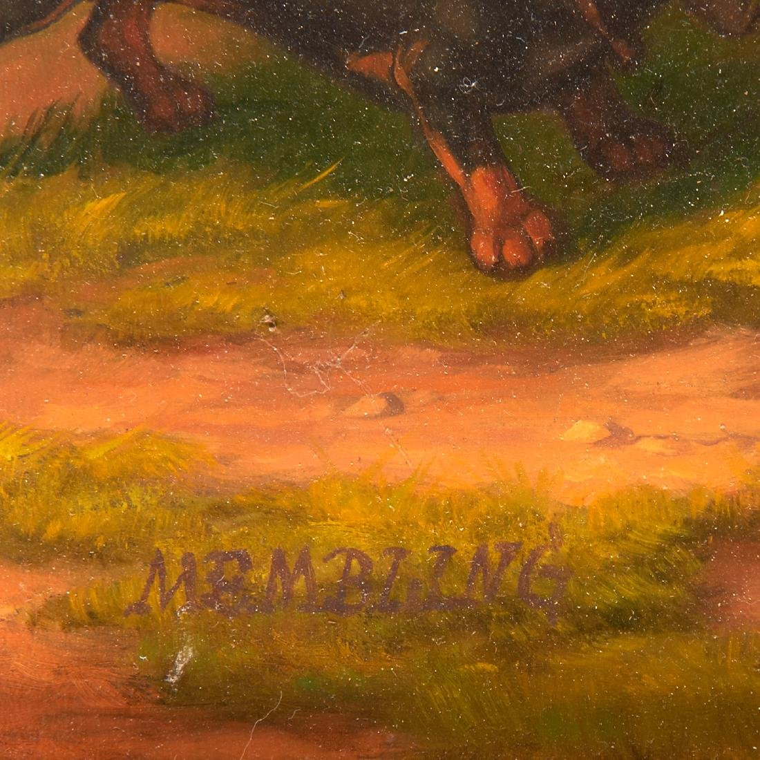 Jacob Membling, painting - 5