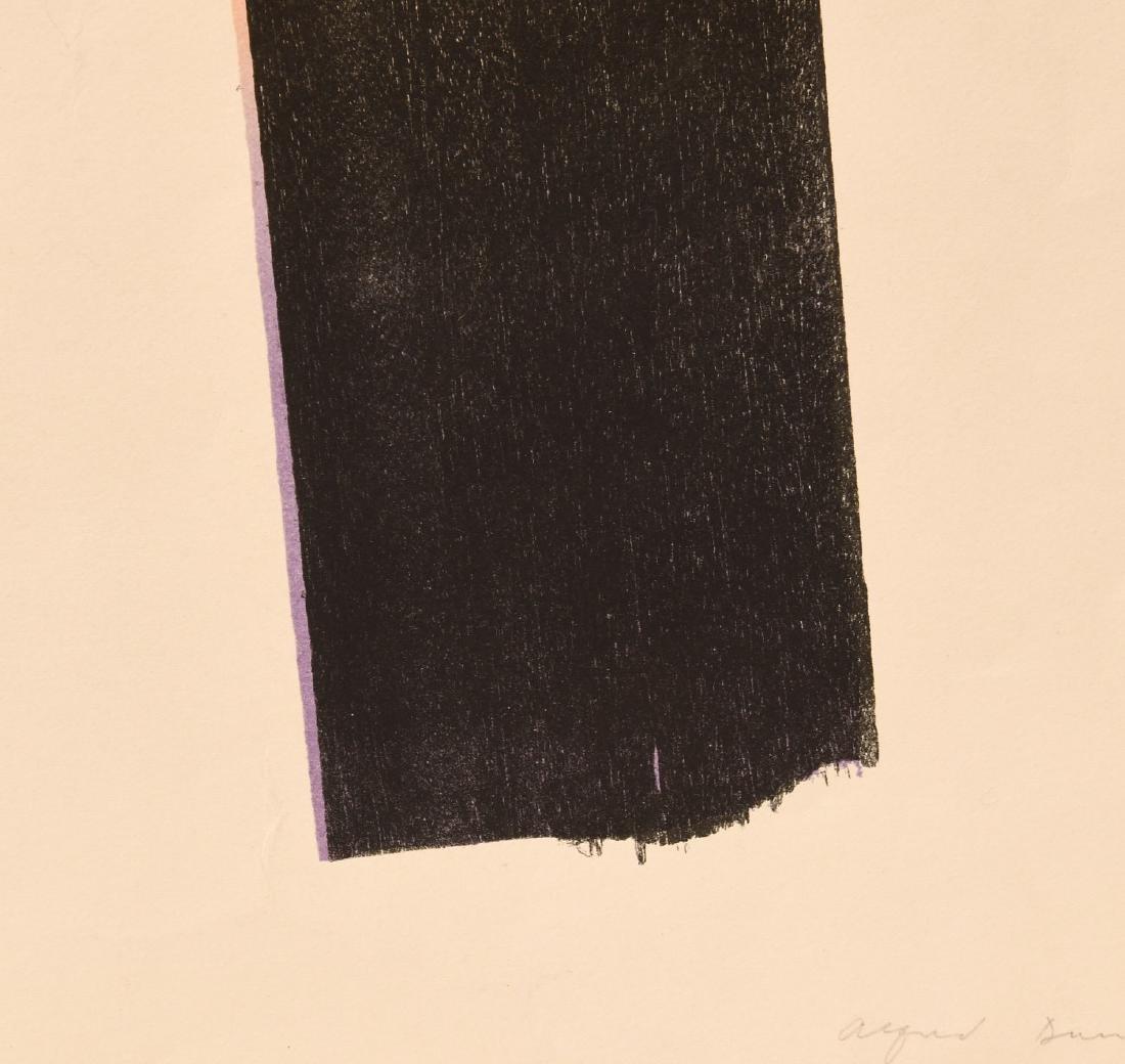 Ernest Alfred Dunn, lithograph - 3